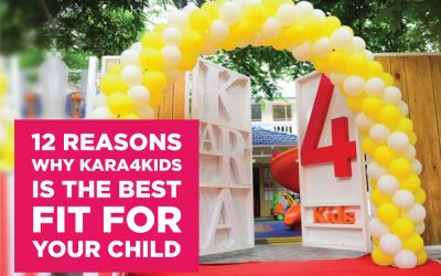 12 Reasons Why Kara4Kids Is The Best Fit For Your Child (Preschool In Bangalore)